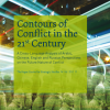 Enthusiastic reception of 'Contours of Conflict in the 21st century'