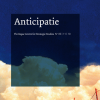 Anticipation: A Strategic Function of the Dutch defense organization